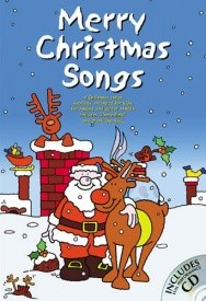Merry Christmas Songs Book & CD published by Chester