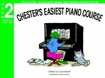 Chester's Easiest Piano Course - Book 2 (Special Edition)