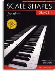Scale Shapes Grade 1 for Piano published by Chester