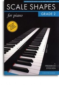 Scale Shapes Grade 2 for Piano published by Chester