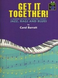 Barratt: Get It Together! for Piano published by Chester