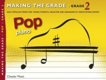 Making The Grade: Grade 2 Pop Piano published by Chester