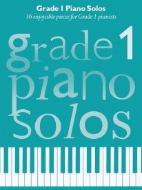 Grade 1 Piano Solos published by Chester