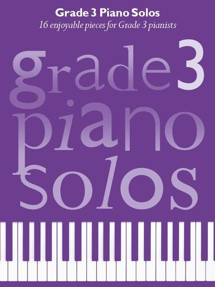 Grade 3 Piano Solos published by Chester