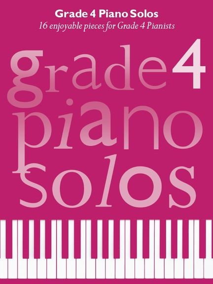 Grade 4 Piano Solos published by Chester