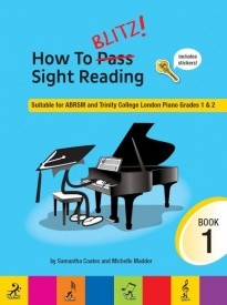 How To Blitz! Sight Reading 1 published by Chester Music