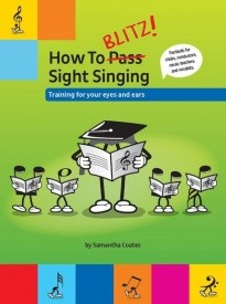 How To Blitz! Sight Singing published by Chester Music