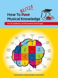 How To Blitz! Musical Knowledge published by Chester Music
