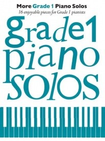 More Grade 1 Piano Solos published by Chester