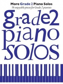 More Grade 2 Piano Solos published by Chester