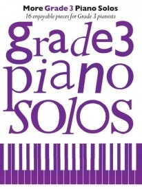 More Grade 3 Piano Solos published by Chester