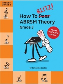 How To Blitz! ABRSM Theory Grade 3 published by Chester Music