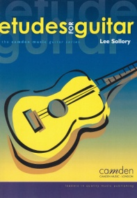 Sollory: Etudes for Guitar published by Camden
