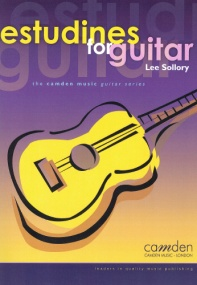 Sollory: Estudines for Guitar published by Camden