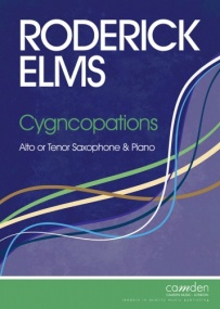 Elms: Cygncopations for Saxophone published by Camden