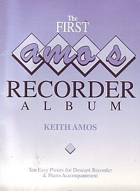 First Amos Recorder Album published by CMA