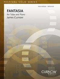 Fantasia for Tuba by Curnow published by Curnow
