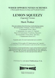 Lemon Squeezy wider opps set published by Con Moto