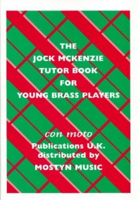 Jock McKenzie Tutor Book 1 for Treble Clef Brass published by Mostyn Music