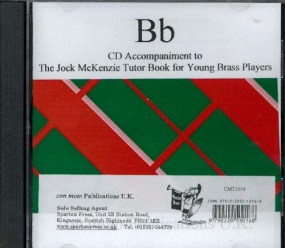 Jock McKenzie Tutor Book 1 Bb (CD Accompaniment) published by Mostyn