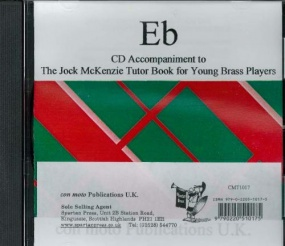 Jock McKenzie Tutor Book 1 Eb (CD Accompaniment) published by Mostyn