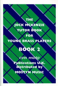 The Jock McKenzie Tutor Book for Young Brass Players Book 2 (Treble Clef)
