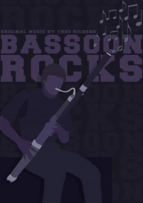Richens: Bassoon Rocks published by Con Moto