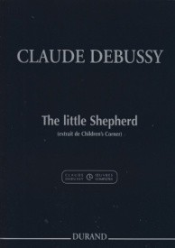 Debussy: The Little Shepherd for Piano published by Durand