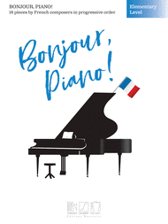 Bonjour, Piano - Elementary Level published by Durand