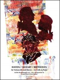 Haydn - Mozart - Beethoven for Cello published by Doblinger
