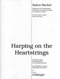 Bischof: Harping on the Heartstrings published by Doblinger