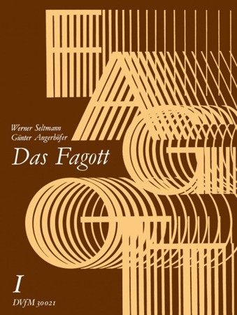 Das Fagott Volume 1 published by Breitkopf