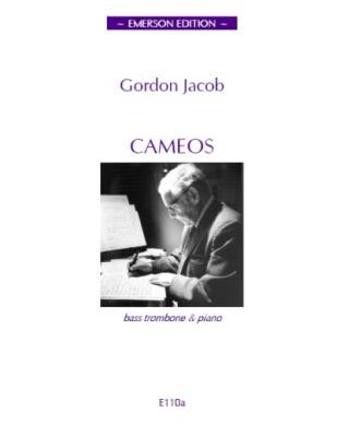 Jacob: Cameos for Bass Trombone published by Emerson
