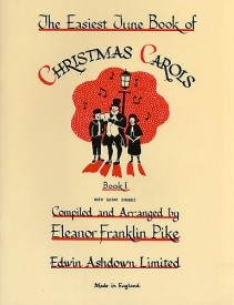 The Easiest Tune Book Of Christmas Carols 1 for Piano published by Ashdown