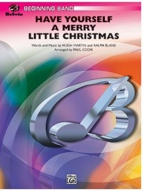 Have Yourself a Merry Little Christmas for Wind Band published by Alfred