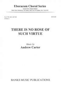 There is no Rose SATB (Div) by Carter published by Eboracum