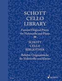 Schott Cello Library - Famous Original Pieces