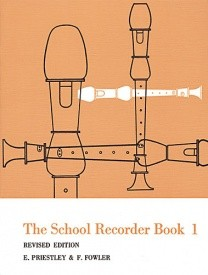 School Recorder Book 1 published by E J A