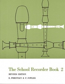 School Recorder Book 2 published by E J A