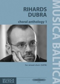 Dubra: Choral Anthology 1 SATB published by Peters Edition