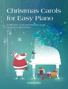 Christmas Carols for Easy Piano published by Peters
