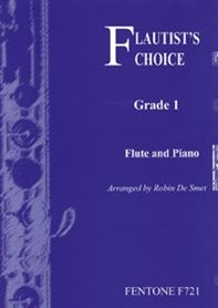 Flautist's Choice - Grade 1 published by Fentone