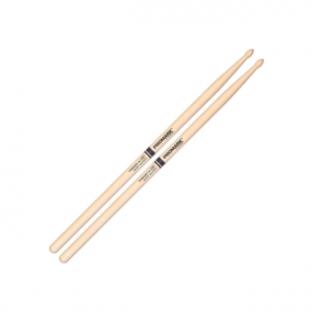 Promark: Forward 7A .535 Hickory Tear Drop Wood Tip Drumsticks