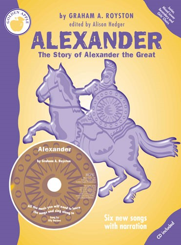 Alexander Teacher's Book & CD published by Golden Apple