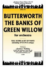 Butterworth: Banks of Green Willow Orchestral Set published by Goodmusic