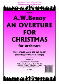 Benoy: Overture for Christmas Orchestral Set published by Goodmusic
