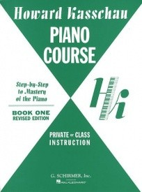 Kasschau Piano Course Book 1 published by Schirmer