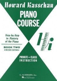 Kasschau Piano Course Book 2 published by Schirmer