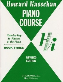 Kasschau Piano Course Book 3 published by Schirmer
