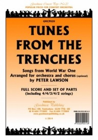 Tunes From The Trenches - Songs from World War One published by Goodmusic